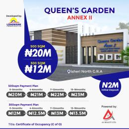 Residential Land for sale Isheri North, Gra Magodo Kosofe/Ikosi Lagos