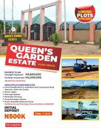 Residential Land Land for sale Queen's Garden Estate, Kuje Abuja, Abuja Fct Kuje Abuja
