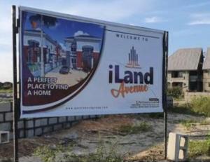 Residential Land for sale Iland Homes, Lakowe Ajah, Lagos Lakowe Ajah Lagos