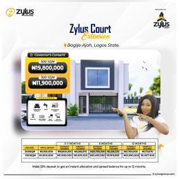 Residential Land for sale Bogije, Richland Estate Ibeju-Lekki Lagos