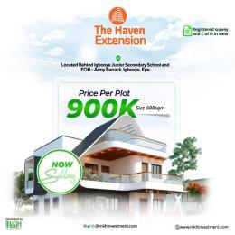 Residential Land for sale Fob Army Barrack, Igbooye, Eredo Lcda, Epe, Lagos State. Epe Lagos