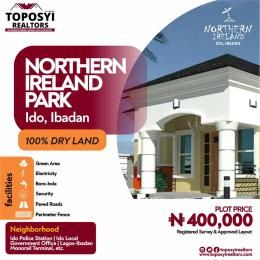 Residential Land for sale Northern Ireland Park Ido Ido Oyo