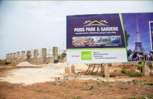 Residential Land Land for sale PARIS PARK AND GARDENS ESTATE Osogbo Osun