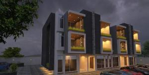 4 bedroom Detached Duplex House for sale Parkhust Luxury Apartments; Alma Beach Estate By Mercedes, Elegushi/ Ikate Lekki Lagos