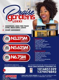 Mixed   Use Land for sale Oshoroko Free Trade Zone Ibeju-Lekki Lagos
