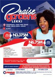 Mixed   Use Land Land for sale osoroko Town along Lekki Free Trade Zone Free Trade Zone Ibeju-Lekki Lagos