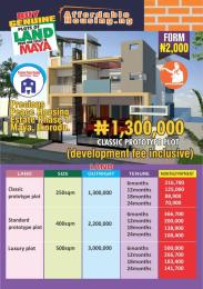 Serviced Residential Land Land for sale Maya Ikorodu Maya Ikorodu Lagos