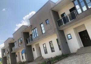 3 bedroom Terraced Duplex House for sale Same lane with Sunnyvale estate and next to Same Global estate. Lokogoma Abuja