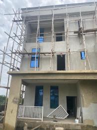 5 bedroom Terraced Duplex for sale Opposite Shell Coopeast Garden Estate. Gaduwa Abuja
