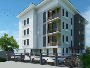 2 bedroom Flat / Apartment for sale Abule oja Abule-Oja Yaba Lagos