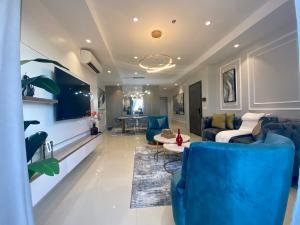 2 bedroom Blocks of Flats for shortlet Blue Waters Lekki Phase 1 Lekki Lagos