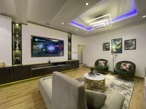 3 bedroom House for shortlet Lekki Right  Ikate Lekki Lagos