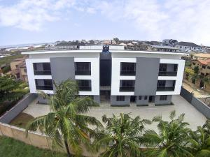 3 bedroom Terraced Duplex House for rent Alpha Beach Road Igbo-efon Lekki Lagos