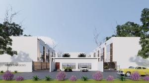 4 bedroom Terraced Duplex House for sale Chevron Drive, Beside Bera Estate Lekki Phase 2 Lekki Lagos