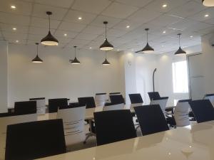 10 bedroom Workstation Co working space for shortlet 4th Floor, Polystar building, 2nd Roundabout Lekki Phase 1 Lekki Lagos