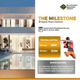 Residential Land for sale Milestone Estate, Near Magodo Phase 2 Extension Magodo GRA Phase 2 Kosofe/Ikosi Lagos