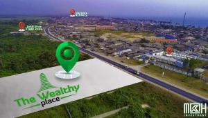 Commercial Land Land for sale Directly Facing The LFTZ Road Free Trade Zone Ibeju-Lekki Lagos