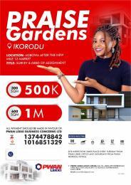 Mixed   Use Land for sale Agbowa Ikorodu Ikorodu Lagos