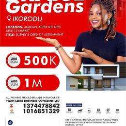 Mixed   Use Land for sale Agbowa Ikorodu Lagos