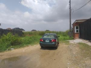 Residential Land Land for sale Off Alpha Beach Road, By Twin Lakes (southern) Estate chevron Lekki Lagos
