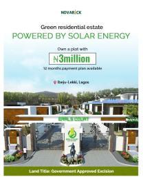 Residential Land Land for sale Close Lekki Free Trade Zone Eleranigbe Ibeju-Lekki Lagos