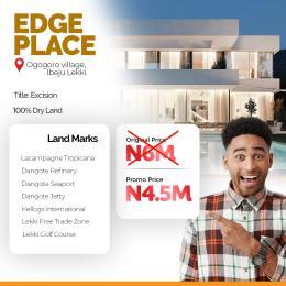 Residential Land for sale Close To Dangote Refinery And Free Trade Zone Ogogoro Ibeju-Lekki Lagos