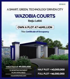 Residential Land Land for sale Bolorunpelu, Close To Dangote Refinery And Lekki Free Trade Zone Ibeju-Lekki Lagos