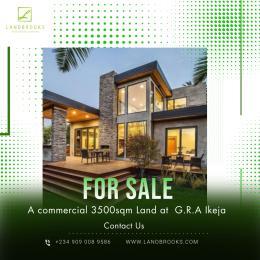 Land for sale G.r.a Ikeja Ikeja GRA Ikeja Lagos