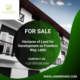 Land for sale Freedom Way Lekki Phase 1 Lekki Lagos