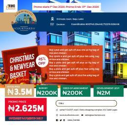 Commercial Land Land for sale Courtyard Commercial Orimedu Ibeju-Lekki Lagos