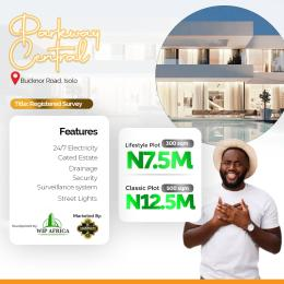 Residential Land Land for sale Beside Jakande Estate Ire Akari Isolo Lagos