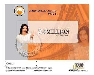 Residential Land Land for sale Brooksville Courts, Ibeju Agbe Ibeju-Lekki Lagos