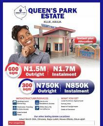 Serviced Residential Land Land for rent Kuje Kuje Abuja