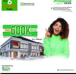 Residential Land for sale Otunla Community Oyo Oyo