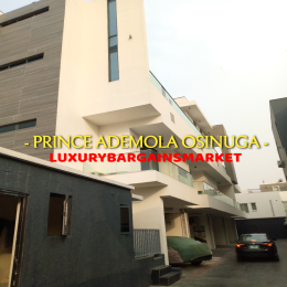 3 bedroom Terraced Duplex House for sale BANANA ISLAND ESTATE Banana Island Ikoyi Lagos