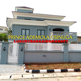5 bedroom Detached Duplex House for sale ... Parkview Estate Ikoyi Lagos