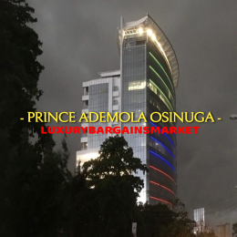 Office Space Commercial Property for rent Akin Adesola Akin Adesola Victoria Island Lagos