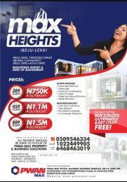 Land for sale Aboreji community IBEJU lekki Akodo Ise Ibeju-Lekki Lagos