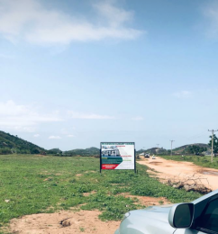 Residential Land for sale Aco Estate Close To The Road Along Airport Road Lugbe Lugbe Abuja
