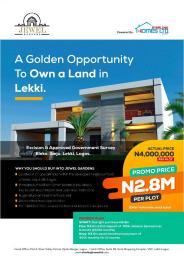 Mixed   Use Land Land for sale Eleko Road Eleko Ibeju-Lekki Lagos
