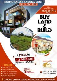 Residential Land Land for sale Janruwa area of kaduna, off Yakowa road Kaduna South Kaduna
