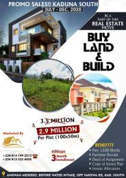 Residential Land Land for sale Angwan Meigero, Off New Yakowa Road Kaduna South Kaduna