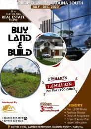 Residential Land Land for sale Lamige Area Of Gonin Gora Kaduna South Kaduna
