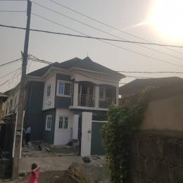 4 bedroom Detached Duplex House for sale Pedro side Palmgroove Shomolu Lagos