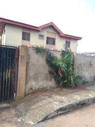 3 bedroom Mini flat Flat / Apartment for sale 31 emmanuel osakwe unity estate, idimu,  lagos Idimu Egbe/Idimu Lagos