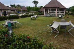 Event Centre Commercial Property for sale Elite garden opposite apo mercedes spare parts market. Apo Abuja