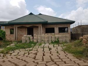 5 bedroom Detached Bungalow House for sale Ward 2B Amagba Village Oredo Edo