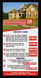 Mixed   Use Land Land for sale Olajuwon Owodunni street, Off Erinlu Rd, before ACO Estate/ Plebles Hotel, Ijebu Ode. Ijebu Ode Ijebu Ogun