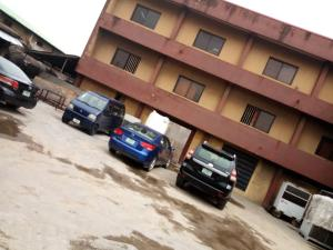 Commercial Property for sale Jimoh Odutola  Eric moore Surulere Lagos