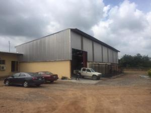 Commercial Property for sale Old Lagos Road Podo Oluyole Oyo